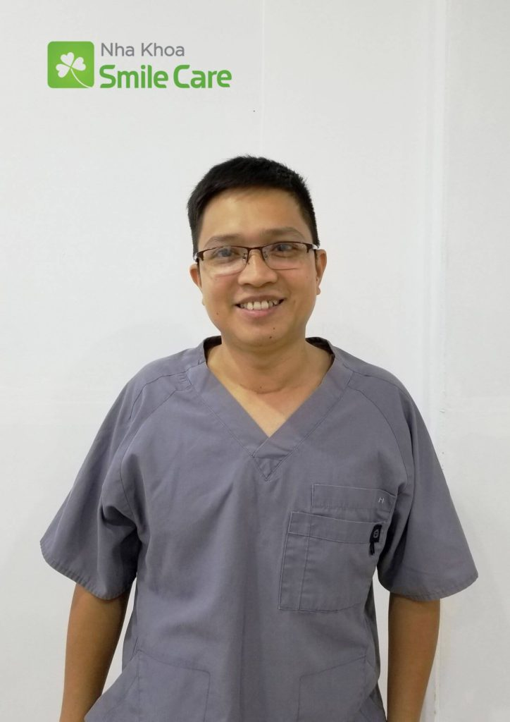Bác sĩ Implant Trồng răng Lê Đức Thành Nha khoa Smile Care Hà Nội